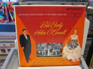 Bob Eberly Helen OConnell Vinyl LP Stereo Jimmy Dorsey Era
