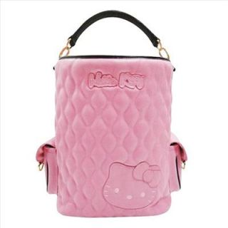 this sportive and fashionable hello kitty insulated bag case tote