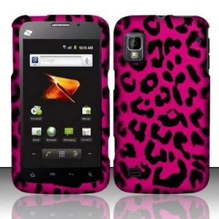 For ZTE Warp Rubberized Hard Protector Case Snap on Phone Cover Hot
