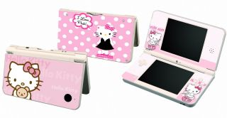 Hello Kitty 117 Vinyl Decal Skin Sticker Cover for Nintendo DSi NDSi