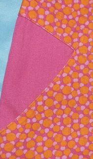 KATHERINE HEIGL LANDAU SCRUB SET medium / large DESIGN FITTED TOP pink