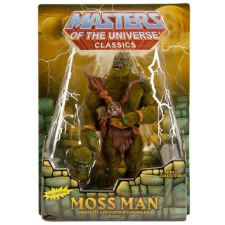 Man Masters of the Universe Classics MOTUC He Man Figure MISB Sealed