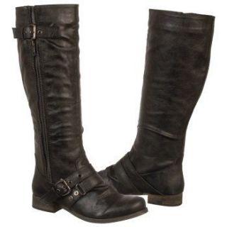 Carlos Santana Harts Black Boots Size 8 5