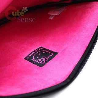 Sanrio Hello Kitty Embossed LapTop Case Macbook Bag Loungefly 4