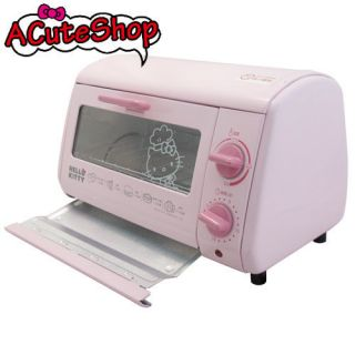 Hello Kitty Oven Toaster Grill w Die Cut Mold Pink Sanrio
