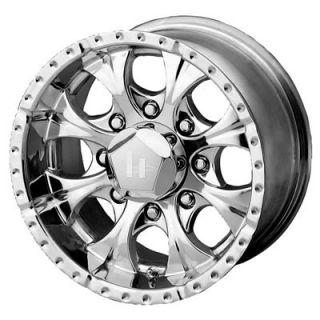 Helo Wheel Aluminum Chrome 20 x 10 8 x 6 5 Bolt Circle 5 030