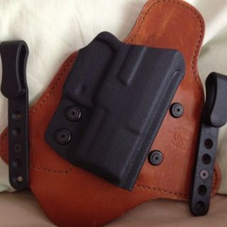 Comp Tac Minotaur Holster Walther PPS