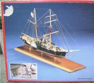 Harriet Lane 1857 Steam Paddle Cutter Model Kit by Model Shipways