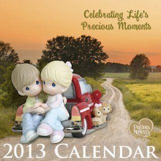 Precious Moments 2013 Wall Calendar Home & Kitchen