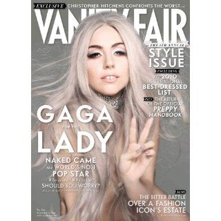 Vanity Fair Magazine (September 2010) Lady Gaga Cover VANITY FAIR