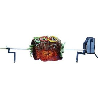 Char Broil Deluxe Electric Rotisserie for BBQ Grills 2584727