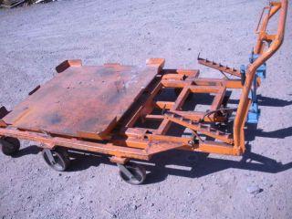 Industrial Rotary Wagon Cart Round Bale Hay Feed Feeder