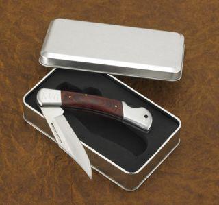 Personalized Yukon Lock Back Knife Groomsmen Gift