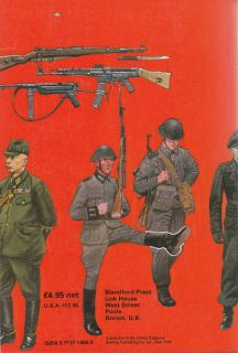 WORLD ARMY UNIFORMS SINCE 1939   Out of Print WW2 & COLD WAR REFERENCE
