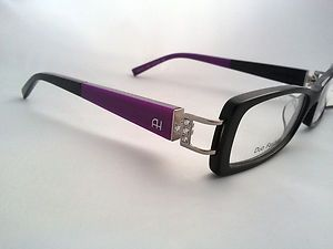 ANA Hickmann Glasses AH6127 A01 Swarovski Crystal Special Edition New