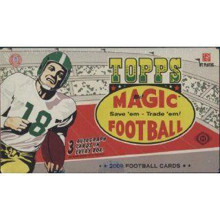 2009 Topps Magic Football Hobby Box: Sports & Outdoors