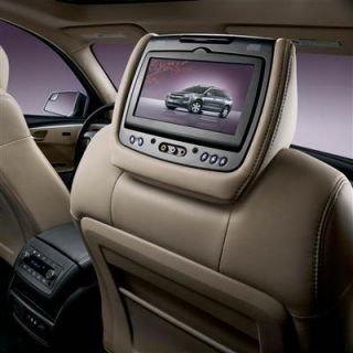 22839606 Headrest DVD Players GMC Acadia Buick Enclave Chevrolet