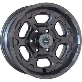 American Racing ATX Chamber 16x8 Teflon Wheel / Rim 6x5.5 with a 0mm