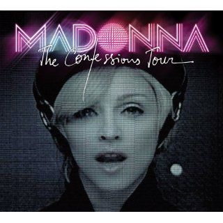 Confessions Tour (CD + DVD) Madonna Music