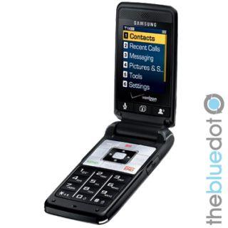 Verizon Samsung Haven SCH U320 Flip Cell Phone