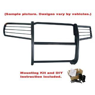 Brand New Black Grille Bumper Brush Guard Bull Bar #G75168 Custom Fit