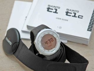 Suunto T1C Heart Monitor Watch