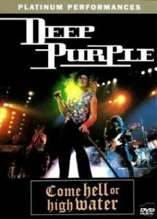 Deep Purple Come Hell or High Water DVD Highway Star