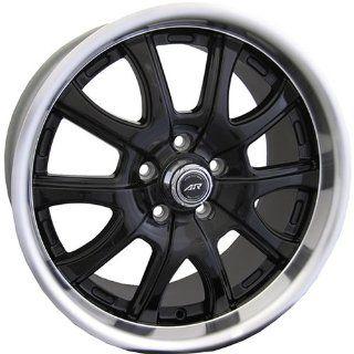 American Racing Redline 20x10 Black Wheel / Rim 5x4.75 with a 41mm