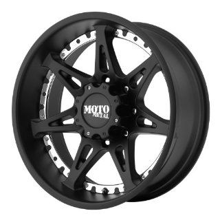 Moto Metal MO961 18x9 Black Wheel / Rim 5x150 with a 18mm Offset and a