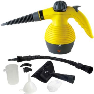 Portable Handheld Electric Steam Cleaner Home Office Auto Wash Carpet