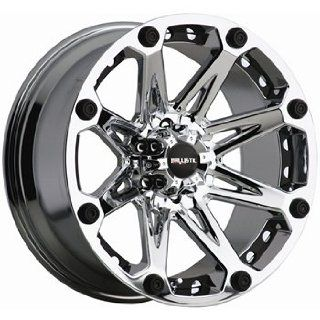 Ballistic Jester 20x9 Chrome Wheel / Rim 5x150 with a 12mm Offset and