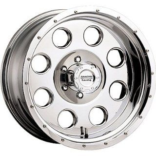 American Racing ATX Mojave 20x10 Chrome Wheel / Rim 8x6.5 with a  25mm