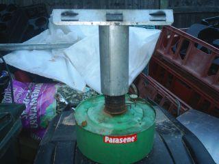 Parasene Twin Burner Greenhouse Heater