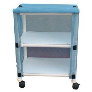 Echo Linen Cart with Cover Number of Shelves 4, Color