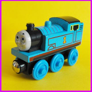 Thomas Friends Tank Himself Wooden Train Engine New