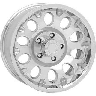 American Racing ATX Crater 17x9 Chrome Wheel / Rim 6x135 with a 0mm