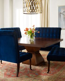 Barclay Butera Lifestyle Sapphire Banquette
