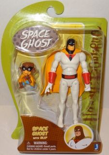 Hanna Barbera Jazwares 6 Action Figure SPACE GHOST with BLIP Free