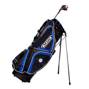 VW Vaporlite Golf Stand Bag by Ogio Towel and 1 Dozen Titleist Pro V 1