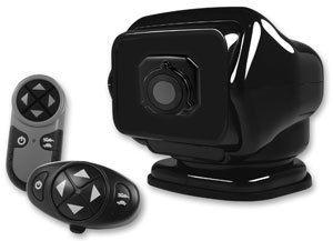 Pan Tilt Thermal Camera Black Hird Wired Remote 7 LCD NTSC
