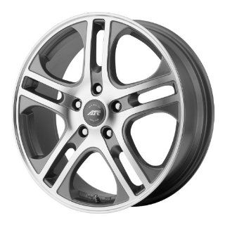 American Racing AXL 17x7.5 Gunmetal Wheel / Rim 5x4.25 with a 45mm