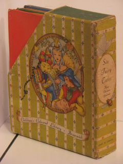 Mini Book SERIES1952 Hans Christian Andersen Illust Gerda Born