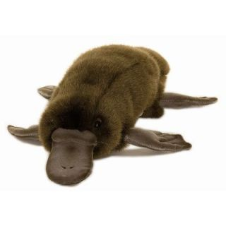 "Hansa 15 75"" Platypus Plush Stuffed Animal Toy"
