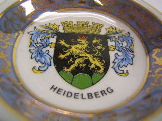 Heidelberg Kunst Hummendorf Kronage Vintage Ashtray