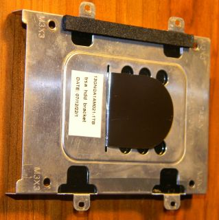 Toshiba Satellite L40 HDD Hard Disk Caddy Bracket