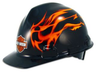 Wise Construction OSHA Hard Hat Harley Davidson New
