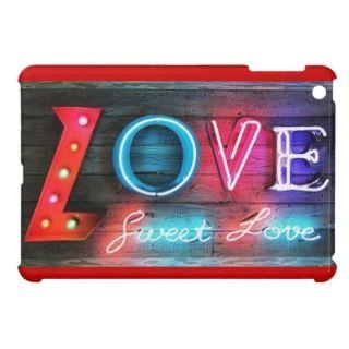 Sweet Love iPad Mini Case