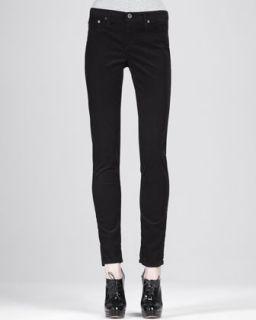 AG Adriano Goldschmied Super Black Legging Jeans