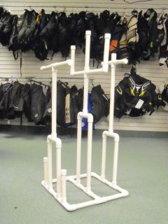 Sports Equipment Hockey Drying Rack Tree Goalie