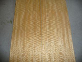 Quarted figured movingue wood veneer 7 5 x100